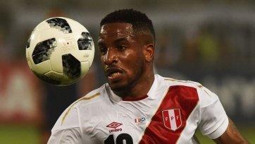 Полузащитник «Локомотива» не сможет помочь сборной Перу в октябре