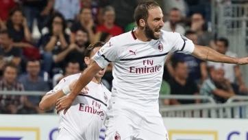 Игуаин: «Я чувствую себя частью «Милана»
