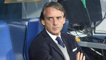 Манчини провел довызов в сборную Италии