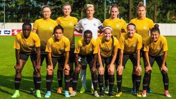 Определился чемпион Казахстана по футболу среди женских команд