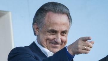 Завтра Мутко объявит о возвращении к исполнению обязанностей президента РФС