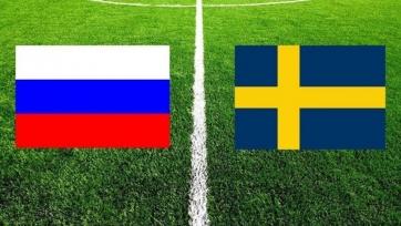 Россия — Швеция — 0:0. Текстовая трансляция матча