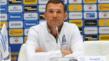 Шевченко: «Ничья – замечательный результат»