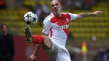 Защитник «Монако» дисквалифицирован на пять матчей