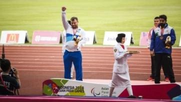 Казахстанцы завоевали еще восемь медалей на Азиатских Параиграх-2018
