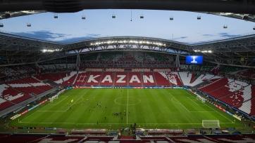 «Казань-Арена» обзаведется системой обогрева для зрителей