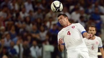 Сухи и еще четыре футболиста сборной Чехии не сыграют с Украиной из-за травм