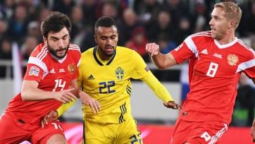 Россия и Швеция сыграли в безголевую ничью