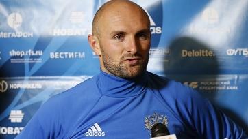 Рауш: «Во втором тайме матча со Швецией были очень хорошие моменты»