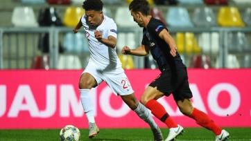 Хорватия и Англия при пустых трибунах мячей не забили