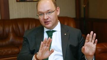 Гендиректор «Локомотива»: «О некоторых своих целях мы даже не говорим вслух»