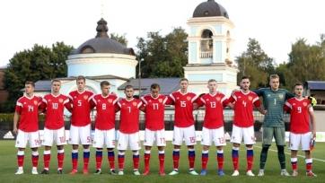 Тренер молодежной сборной России: «Была задача играть в полную силу до конца встречи»