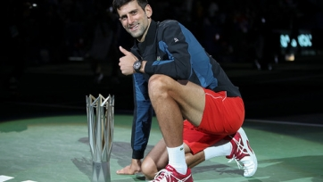 Джокович в четвертый раз выиграл Мастерс в Шанхае
