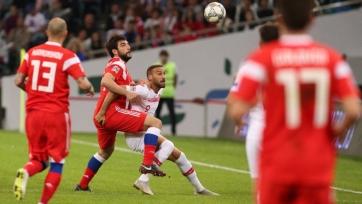 Россия - Турция - 2:0. Текстовая трансляция матча