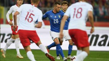 Гол Бираги принес победу сборной Италии над Польшей