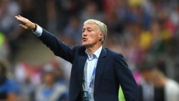 Дешам: «Не жду, что Германия будет деморализована в матче с нами»