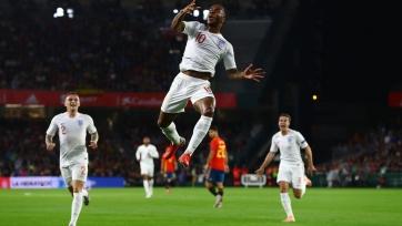 Сборная Англии в гостях обыграла Испанию