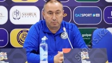 Стоилов: «Цирк, выборы - всего такого в сборной Казахстана не будет при мне»