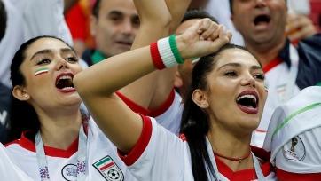 В Иране вновь запретят женщинам посещать футбольные матчи