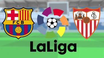 «Барселона» - «Севилья» - 4:2. Текстовая трансляция матча