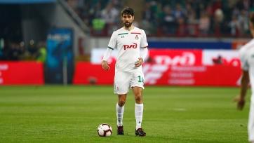 «Локомотив» потерял Чорлуку на неопределенный срок