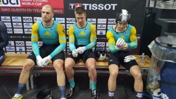 Казахстанский гонщик вошел в топ-7 на Кубке мира