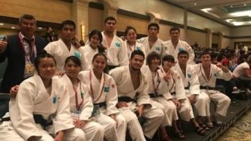 Казахстан стал бронзовым призером чемпионата мира по дзюдо