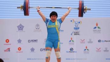 Завершился срок дисквалификации сборной Казахстана по тяжелой атлетике