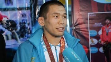Нурислам Санаев уступил в финале ЧМ по видам борьбы