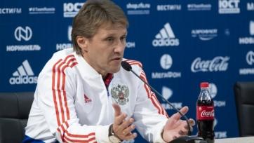 Бушманов покинул молодежную сборную России