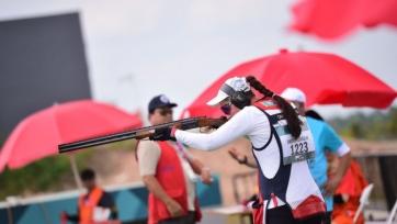 В Шымкенте стартовал международный турнир по стендовой стрельбе