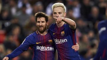 Ракитич: «Барселона» потеряла лучшего игрока в мире»