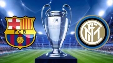 «Барселона» — «Интер». Стартовые составы