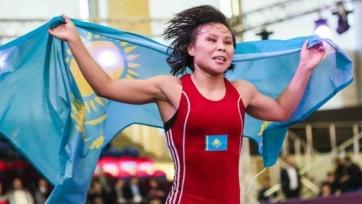 Борьба. Эшимова будет бороться в утешительном турнире ЧМ