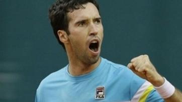 Кукушкин вышел во второй раунд турнира в Вене, обыграв 10-ю ракетку мира