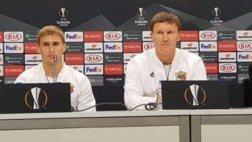 Тренер «Ворсклы»: «Хотим вернуться из Азербайджана с тремя очками»