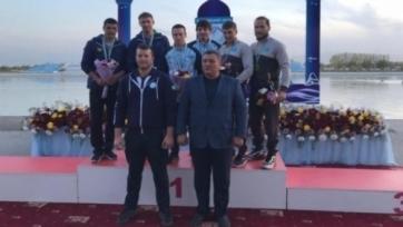 Карагандинские гребцы выиграли пять медалей на чемпионате Азии