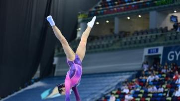 Бауржанова не прошла в финал ЧМ по спортивной гимнастике в многоборье