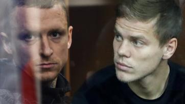 Кокорин и Мамаев могут попасть в сборную заключенных России