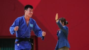 Хамза завоевал бронзу на международном турнире по дзюдо