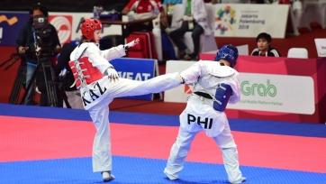 Дениз и Алдонгарова - победители международного турнира по тхэквондо в Белграде