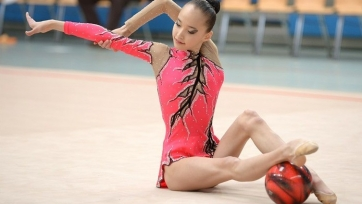 Сарыбай стала лучшей на Кубке Азии по художественной гимнастике