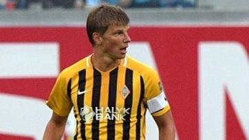 Аршавин получил бан на два матча за то, что наступил на лежащего соперника в матче чемпионата Казахстана