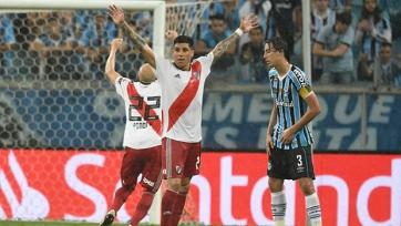 «Ривер Плейт» стал первым финалистом Кубка Либертадорес