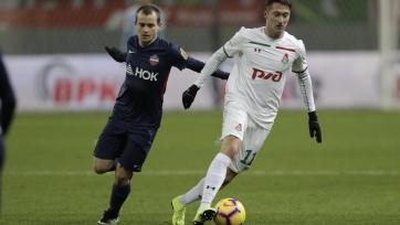 «Локомотив» вышел в четвертьфинал Кубка России
