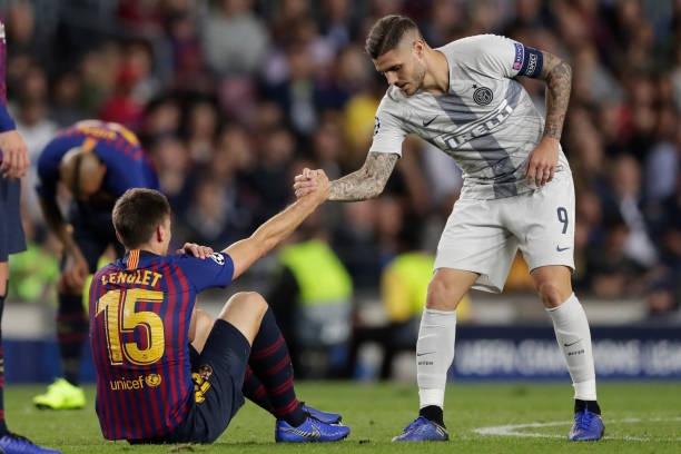 Картинки по запросу фото фк Интер М - Барселона