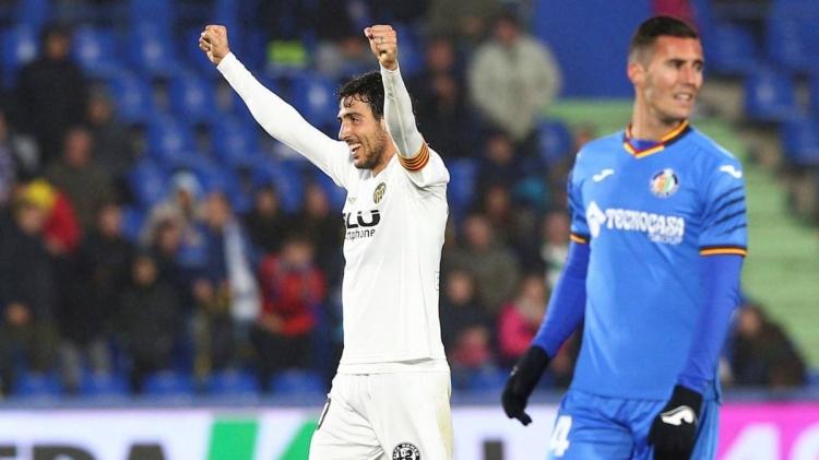 «Хетафе» - «Валенсия» - 0:1. Видео гола и обзор матча