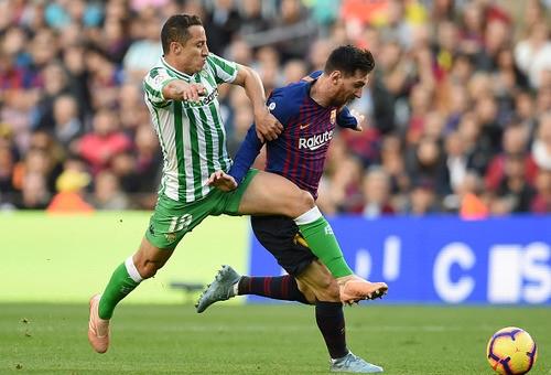«Барселона» – «Бетис» – 3:4. Видео голов и обзор матча