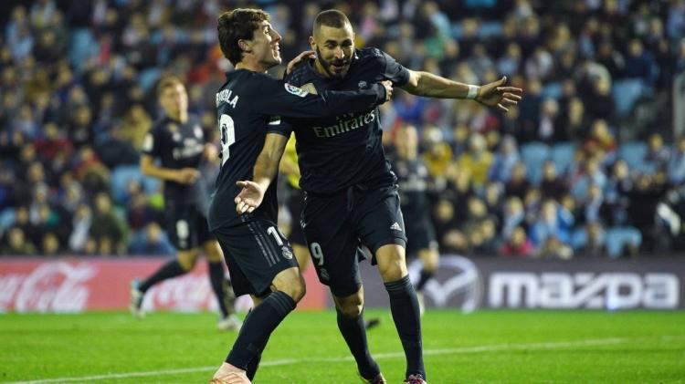 «Сельта» - «Реал» - 2:4. Видео голов и обзор матча