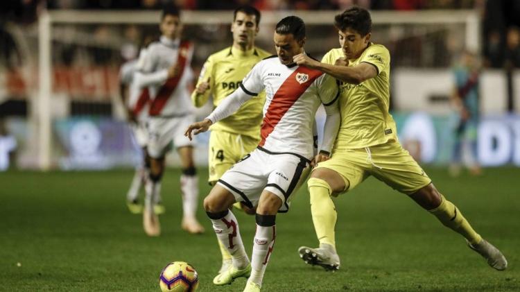 «Райо Вальекано» - «Вильярреал» - 2:2. Видео голов и обзор матча